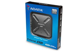SSD externo Adata SD700 256GB USB verde