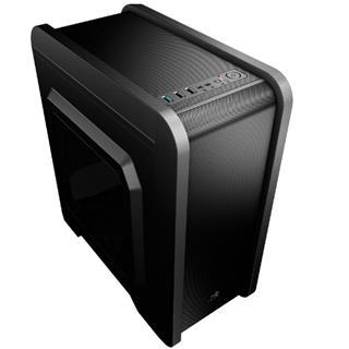 AEROCOOL QS240 BLACK MICRO-ATX USB3.0 WINDOW ...
