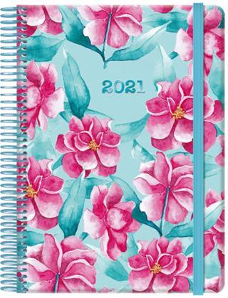 Agenda GARDEN DÍA PÁGINA 15 X 21 CM DOHE 12655