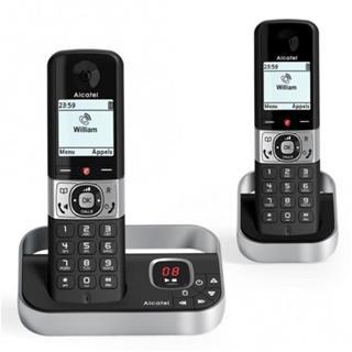 Teléfono Sobremesa Inalámbrico AlcAtel  DECT F890 ...