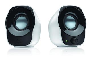 Altavoces 2.0 Logitech Stereo Speakers Z120