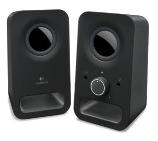 Altavoces Logitech Z150 Midnight Black 2.0