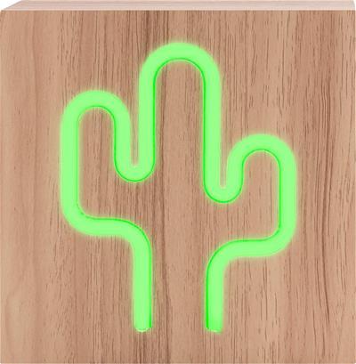 Altavoz Big Ben CBLNEONCACTS Neon Cactus ...