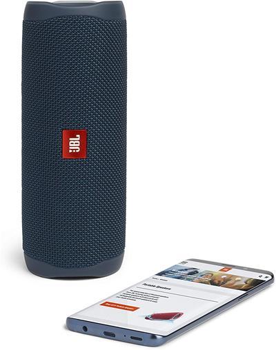 Altavoz JBL Flip 5 Bluetooth azul