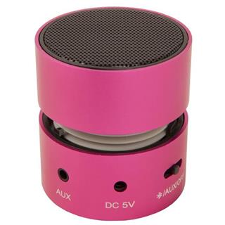Altavoz mini URBAN FACTORY BLUETOOTH 3W Rosa