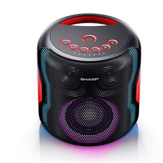 Altavoz Sharp PS-919 Bluetooth True Wireless negro
