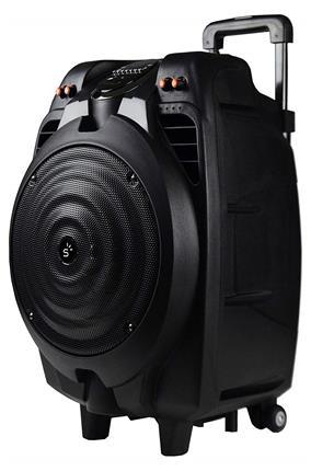 Altavoz Sunstech Speaker Bluetooth USB Black