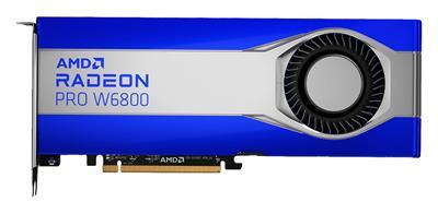AMD RADEON PRO W6800 32 GB GDDR6    PCIE 4.0 16X ...