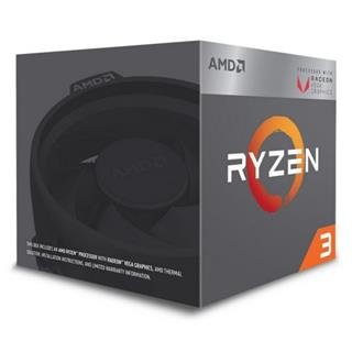 AMD RYZEN 3 2200G 3.7GHZ 4CORE 6MB SOCKET AM4 RX VEGA