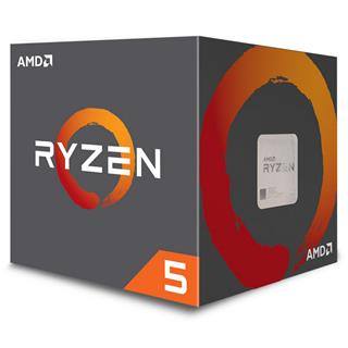 AMD RYZEN 5 2600 3.4GHZ 6 CORE 16MB SOCKET AM4