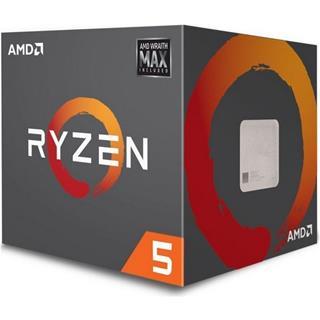AMD Ryzen 5 2600X MAX 3.6 GHz