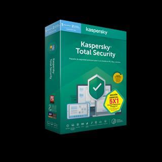 KASPERSKY ANTIVIRUS TOTAL SECURITY 2020 5 DI·     ...