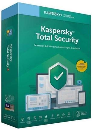 Antivirus kaspersky kts 2020 total security 5 licencia 1 año
