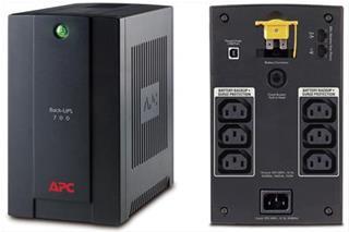 APC BACK-UPS BX 700VAS AVR IEC