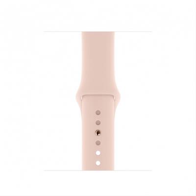 Correo smartwatch Apple 3D990ZM/A Pink Sand Sport ...
