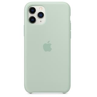 Apple FUNDA IPHONE 11 PRO SILICONE CASE VERDE ...
