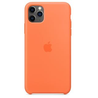 Apple FUNDA IPHONE 11 PRO SILICONE CASE VITAMINA C