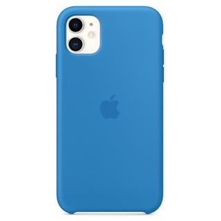 Apple FUNDA IPHONE 11 SILICONE CASE AZUL SURF