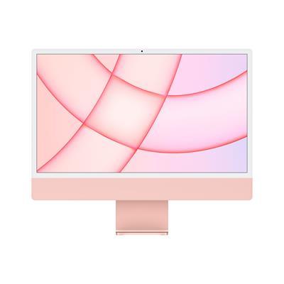 "All in One Apple iMac M1/8N GPU 8GB 256GB 24"" rosa"