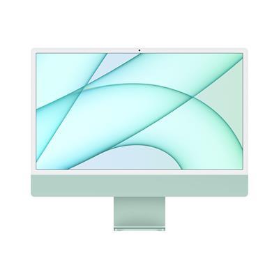 "All in One Apple iMac M1 8GB 256GB 24"" 4.5K verde"