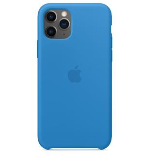 APPLE IPHONE 11 PRO MAX SIL CASE SURF SURF BLUE-Z