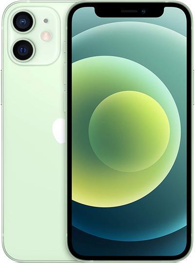 """Apple iPhone 12 Mini 128GB 5.4"""" verde"""
