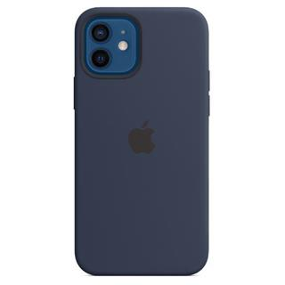 APPLE IPHONE 12 PRO SILICONE CASE     WITH MAGSAFE - DEEP NA