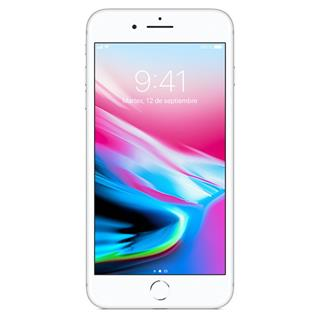 "Apple iPhone 8 Plus 3GB 128GB 5.5"" Plata"
