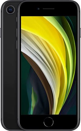 "Smartphone Apple iPhone SE 256GB 4.7"" Negro"