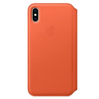 APPLE IPHONE XS MAX LEATHER FOLIO     SUNS