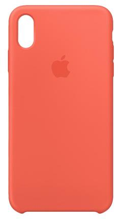 APPLE IPHONE XS MAX SILICONE CASE     NECTARI