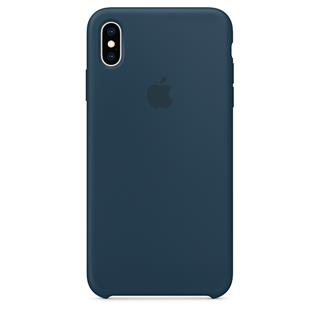 APPLE IPHONE XS MAX SILICONE CASE     PACIFIC GRE