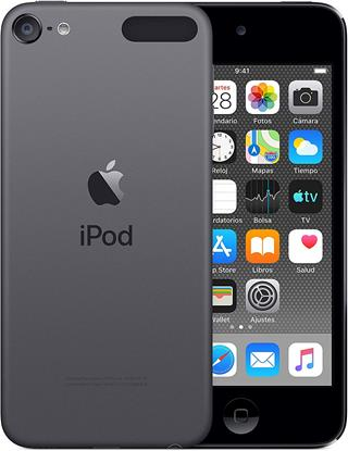 "Apple iPod Touch 256GB 4"" gris espacial"