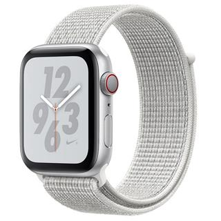 APPLE WATCH NIKE+ SERIE 4 GPS + 4G 40MM SILVER ALUMINIUM + CORRE