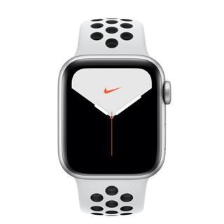 Apple Watch Nike Series 5 GPS 44mm Aluminio Plata Correa Nike Sp