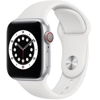 Apple WATCH S6 40 SIL AL WT SP CEL