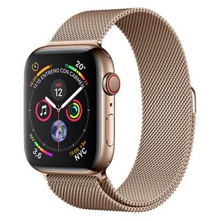 APPLE WATCH SERIE 4 GPS + 4G 40MM GOLD STAINLESS STEEL + CORREA