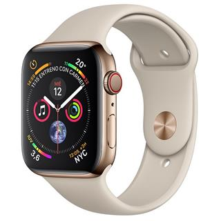APPLE WATCH SERIE 4 GPS + 4G 44MM GOLD STAINLESS + CORREA SPORT