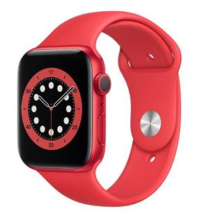 APPLE WATCH SERIE 6 GPS 44MM RED ALUMINIUM + CORREA SPORT RED