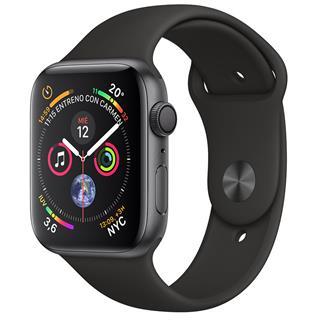 Apple Watch Series 4 GPS 44mm Aluminio Gris Espacial con Correa