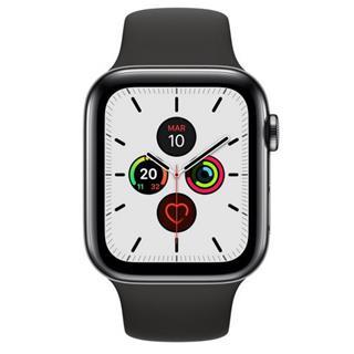 Apple Watch Series 5 GPS+Cellular 44mm Acero ...