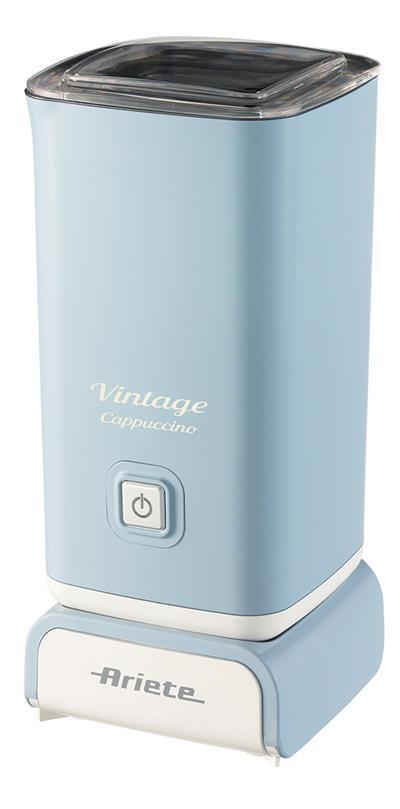 Ariete Vintage Milk Frother. blue