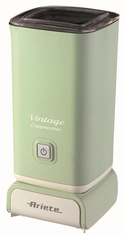 Ariete Vintage Milk Frother. green