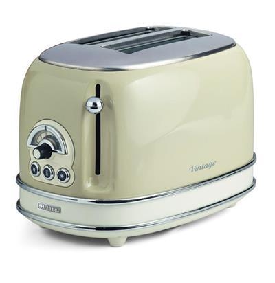 Ariete Vintage Toaster. beige