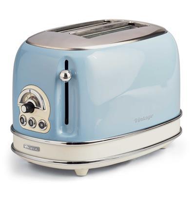 Ariete Vintage Toaster. blue