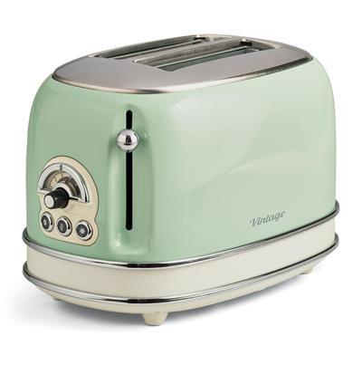 Ariete Vintage Toaster. green