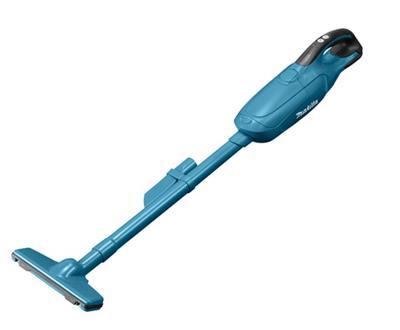 Aspirador de mano Makita DCL182Z batería azul