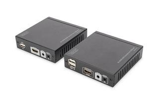 ASSMANN 4K HDMI KVM EXTENDERSET HDBASET 70 M CAT ...
