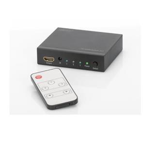 ASSMANN 4K HDMI SWITCH 3X1              INCL·