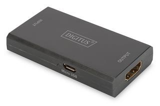 ASSMANN DIGITUS 4K HDMI REPEATER 60 HZ  .